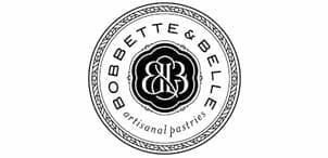 Black Bobbette and Belle logo.