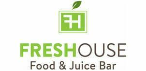 Freshouse Food and Juice Bar logo.