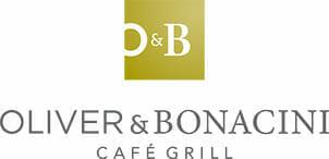 Oliver and Bonacini cafe and grill logo.