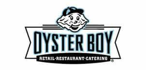 Oyster Boy logo.