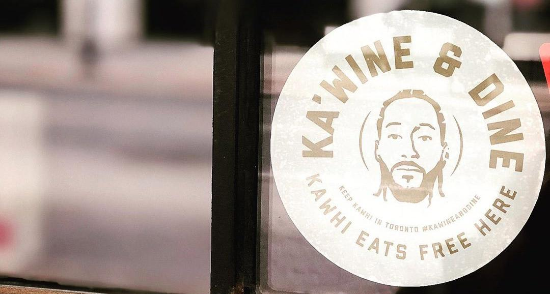 Ka-wine and Dine Campaign in Toronto