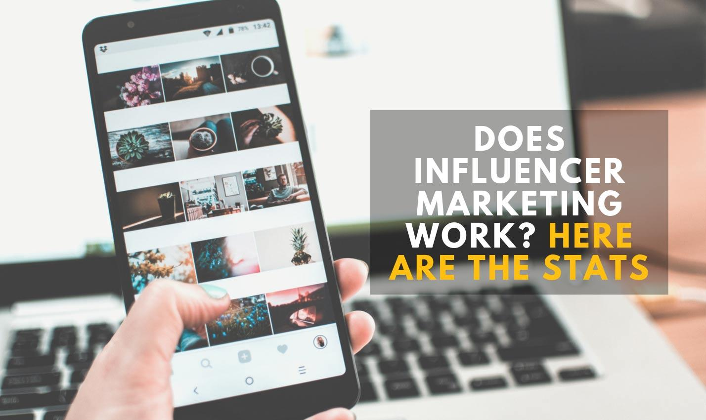Do influencers work?