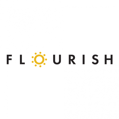 Flourish Pancakes logo
