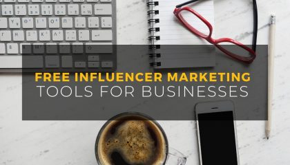 List of Free Influencer Marketing Tools