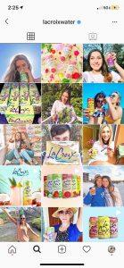 La Croix Sparkling Water Company Instagram