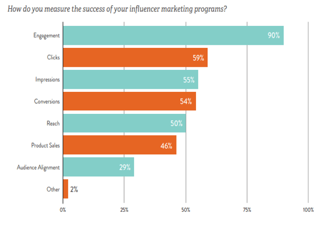 How to measure influencer marketing ROI